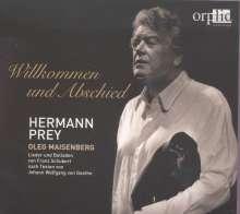 Hermann Prey - Willkommen und Abschied, CD