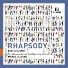 Mariss Jansons - Rhapsody, CD