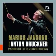 Anton Bruckner (1824-1896): Symphonien Nr.3,4,6-9, 6 CDs
