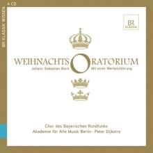 Johann Sebastian Bach (1685-1750): Weihnachtsoratorium BWV 248, 4 CDs