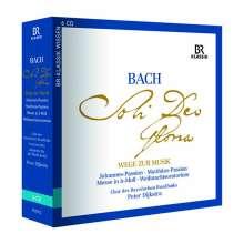 Bach - Soli Deo Gloria (Die Werkeinführungen), 6 CDs