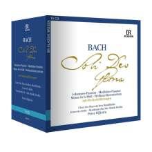 """Johann Sebastian Bach (1685-1750): Die großen geistlichen Werke """"Soli Deo Gloria"""", 15 CDs"""