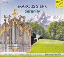 Marcus Sterk - Serenity, CD
