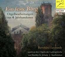 Bernhard Leonardy - Ein feste Burg, 2 CDs