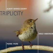 Albert Mangelsdorff (1928-2005): Triplicity (180g) (Limited-Edition) (exklusiv für jpc), 2 LPs