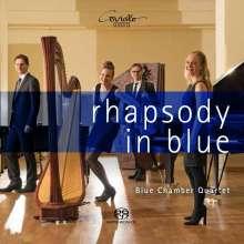 Blue Chamber Quartet - Rhapsody in Blue, Super Audio CD