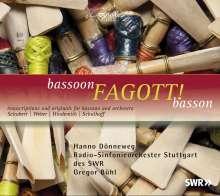 Hanno Dönneweg - Bassoon / Fagott! / Basson, CD