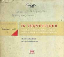 In Convertendo - Geistliche Musik aus der Dübensammlung (17. Jahrhundert), CD