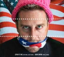 Adam Swayne - Speak To Me, CD