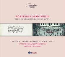 Göttinger Stadtmusik, CD
