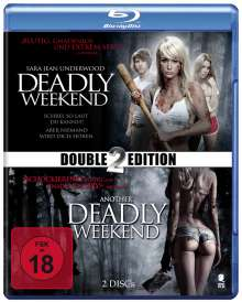 Deadly Weekend / Another Deadly Weekend (Blu-ray), 2 Blu-ray Discs