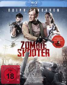 Zombie Shooter (Blu-ray), Blu-ray Disc