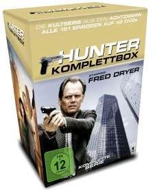 Hunter (Komplette Serie), 42 DVDs
