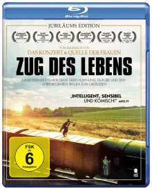Zug des Lebens (Blu-ray), Blu-ray Disc