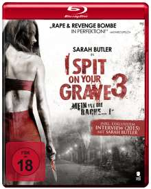 I Spit on your Grave 3 (Blu-ray), Blu-ray Disc