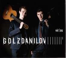 Vir2os - GolzDanilov, CD