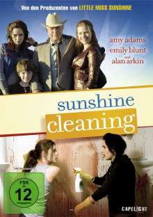 Sunshine Cleaning, DVD