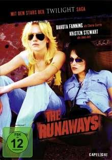 The Runaways, DVD