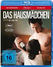 Das Hausmädchen (Blu-ray), Blu-ray Disc