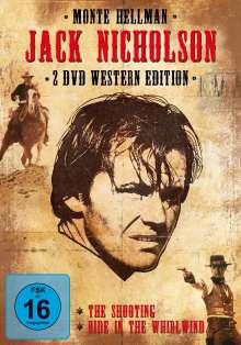 Jack Nicholson Western Edition, DVD