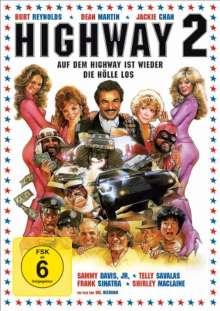 Highway 2 - Auf dem Highway ist wieder die Hölle los, DVD