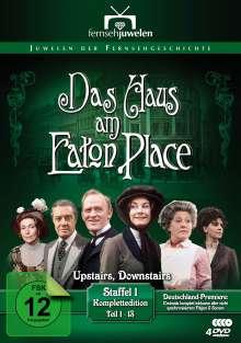 Das Haus am Eaton Place Staffel 1, 4 DVDs