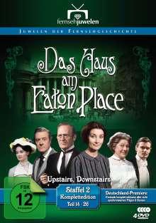 Das Haus am Eaton Place Staffel 2, 4 DVDs