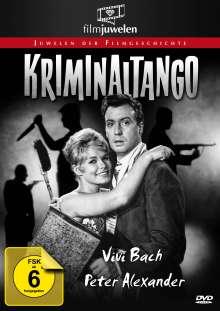 Kriminaltango, DVD