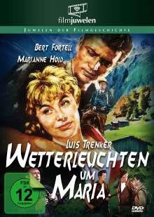 Wetterleuchten um Maria, DVD