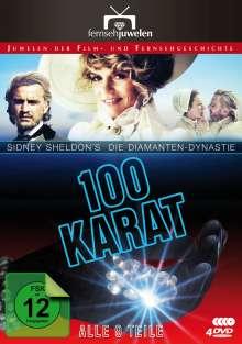 100 Karat - Die Diamanten-Dynastie, 4 DVDs