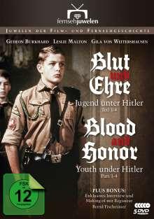 Blut und Ehre: Jugend unter Hitler (Teile 1-4), 5 DVDs