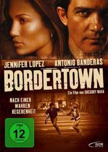 Bordertown, DVD
