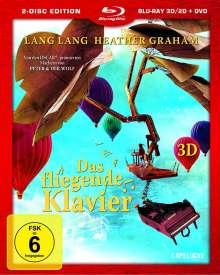 Das fliegende Klavier (3D Blu-ray & DVD), 1 Blu-ray Disc und 1 DVD
