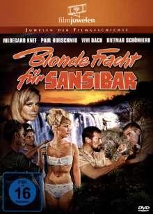 Blonde Fracht für Sansibar, DVD