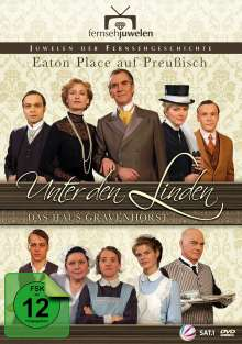 Unter den Linden - Das Haus Gravenhorst, 4 DVDs
