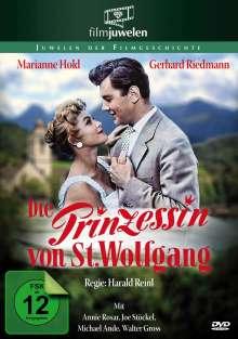 Die Prinzessin von St. Wolfgang, DVD