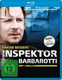 Inspektor Barbarotti (Blu-ray), Blu-ray Disc
