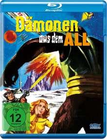 Dämonen aus dem All (Blu-ray), Blu-ray Disc