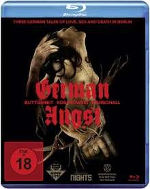 German Angst (Blu-ray), Blu-ray Disc