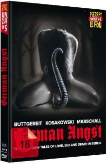 German Angst (Blu-ray & DVD im Mediabook), 1 Blu-ray Disc und 1 DVD