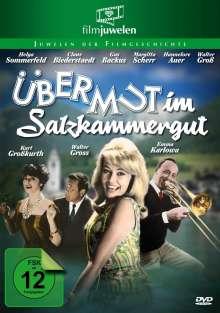 Übermut im Salzkammergut, DVD