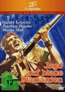 Jagd auf blaue Diamanten, DVD