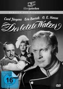 Der letzte Walzer, DVD