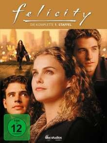 Felicity Season 1, 6 DVDs