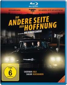 Die andere Seite der Hoffnung (Blu-ray), Blu-ray Disc