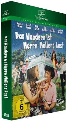 Das Wandern ist Herrn Müllers Lust, DVD