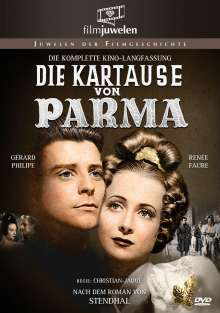 Die Kartause von Parma, DVD