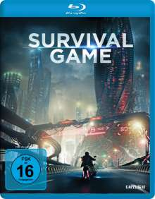 Survival Game (Blu-ray), Blu-ray Disc