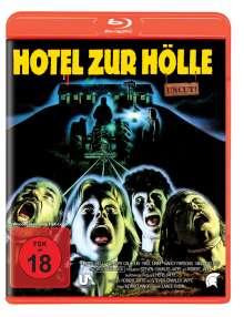 Hotel zur Hölle (Blu-ray), Blu-ray Disc