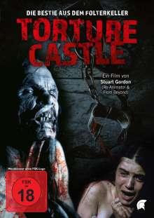 Torture Castle - Die Bestie aus dem Folterkeller, DVD